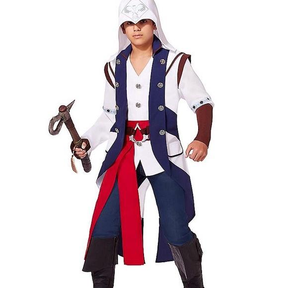 Spirit Halloween Other Assassins Creed Halloween Costume Poshmark